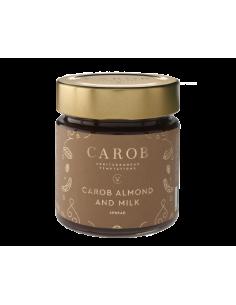 Carob and Almond Milk Spread 240g | Carob World