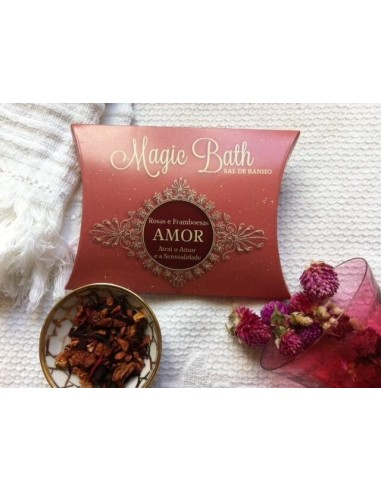 Sais de Banho - AMOR Magic Bath 100 gr | Magic Bath