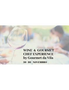 Wine & Gourmet Chef Experinece by Gourmet Da Vila 30-11 | Gourmet Da Vila
