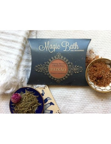 Sais de Banho - PAIXÃO Magic Bath 100 gr | Magic Bath