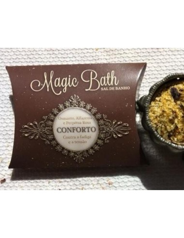 Sais de Banho - CONFORTO Magic Bath 100 gr |