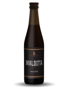 MALDITA Robust Porter 50cl