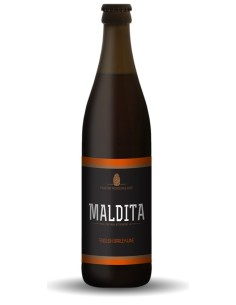 MALDITA Engllish Barleywine 33 CL