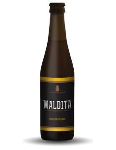 MALDITA Bohemian Pilsener 33 CL