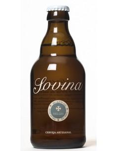 SOVINA Helles 33cl | Sovina Cerveja Artesanal