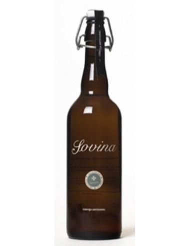 SOVINA Helles 75 CL | Sovina Cerveja Artezanal