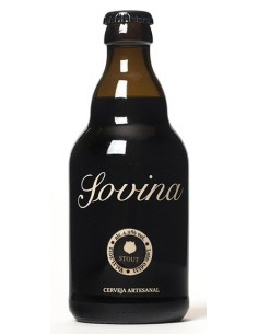 SOVINA Stout 33cl | Sovina Cerveja Artezanal