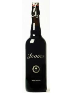 SOVINA Stout 75 CL | Sovina Cerveja Artezanal