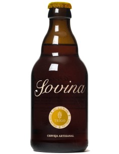 SOVINA Trigo 33cl | Sovina Cerveja Artezanal