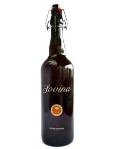 SOVINA Amber 75 CL | Sovina Cerveja Artezanal