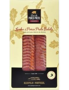 Lombo de Porco Ibérico bolota Casa do Porco Preto 80g | Casa do Porco Preto