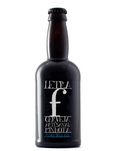 LETRA F - American India Pale Ale 33cl