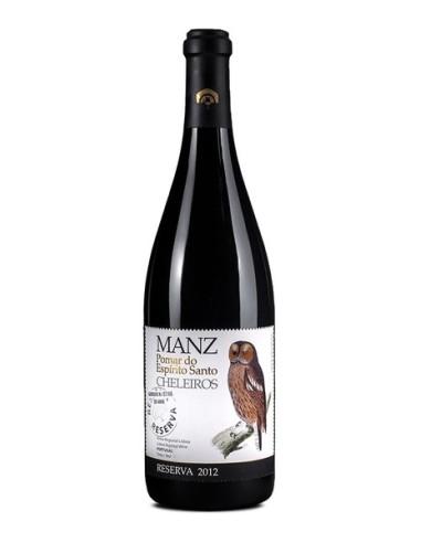 POMAR DO ESPÍRITO SANTO RESERVA Tinto Manz 75cl VINHOS