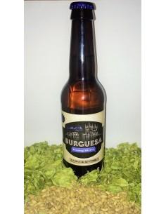 Burguesa Strong Bitter 33 CL | Cerveja Artesanal Burguesa