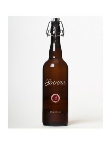 SOVINA Bock 75cl | Sovina Cerveja Artezanal