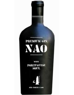 NAOPremium Gin 700ml DESTILADOS & LICORES