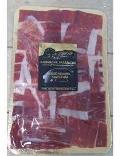 Presunto de Porco Preto Fatiado 100g Sabores de Barrancos | Sabores de Barrancos